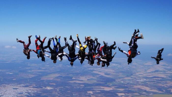 Spain Skydiving